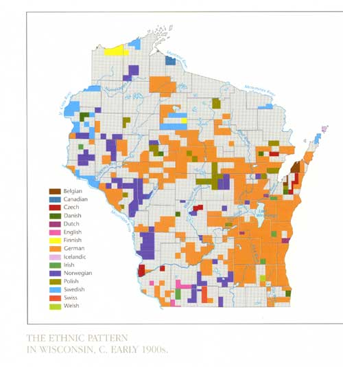 Cedarburg Wisconsin Map.Wi Mosaic A Brief History Of Wisconsin Art Ethnic Pattern Map